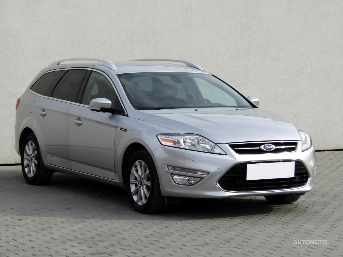 Ford Mondeo, 2012 - celkový pohled
