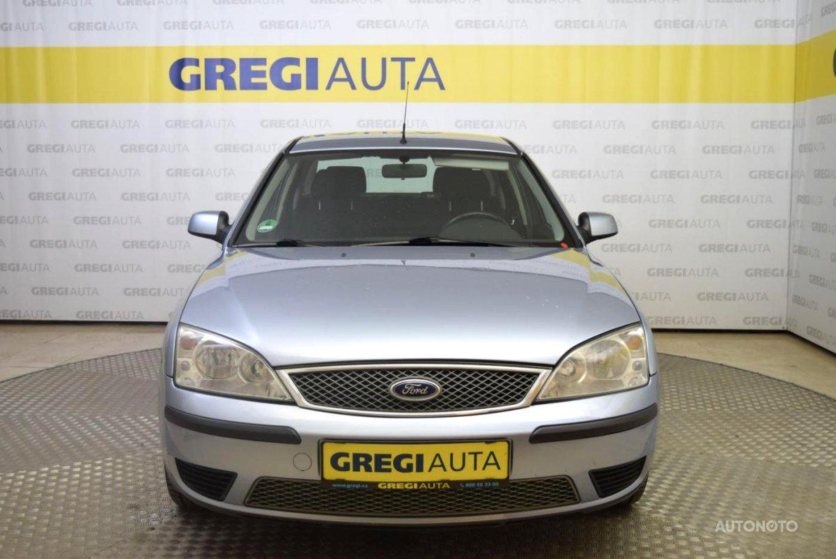 Ford Mondeo, 2005 - celkový pohled