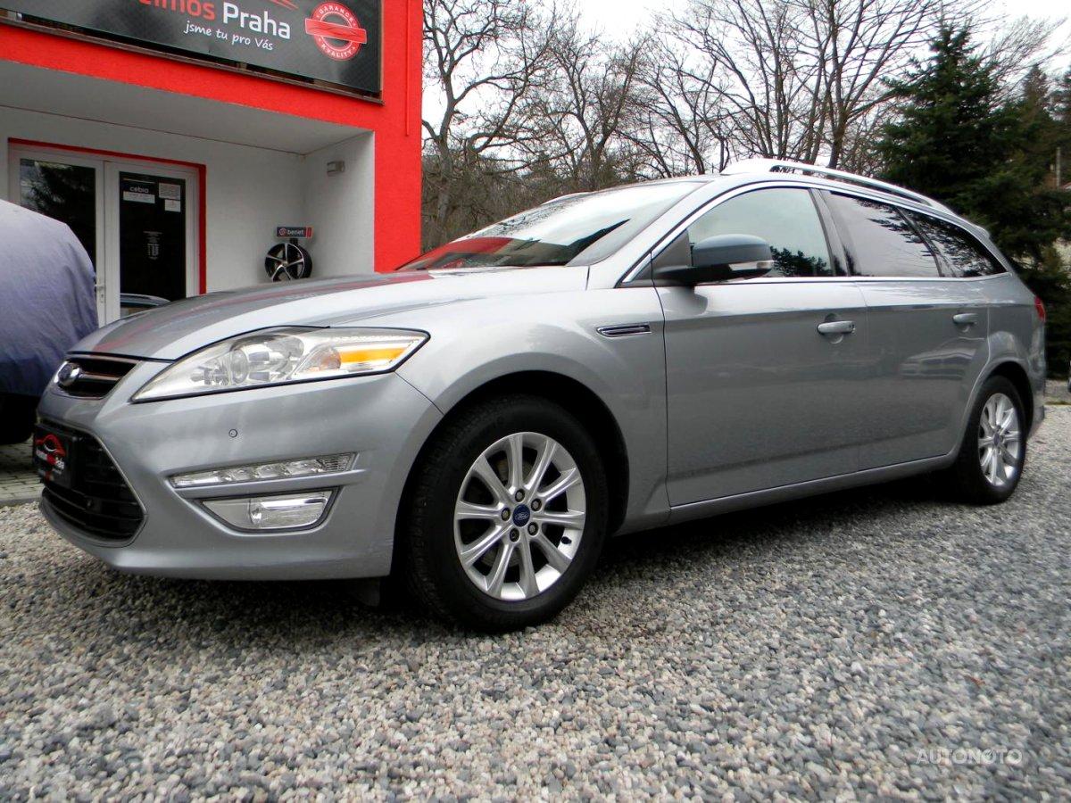 Ford Mondeo, 2011 - celkový pohled