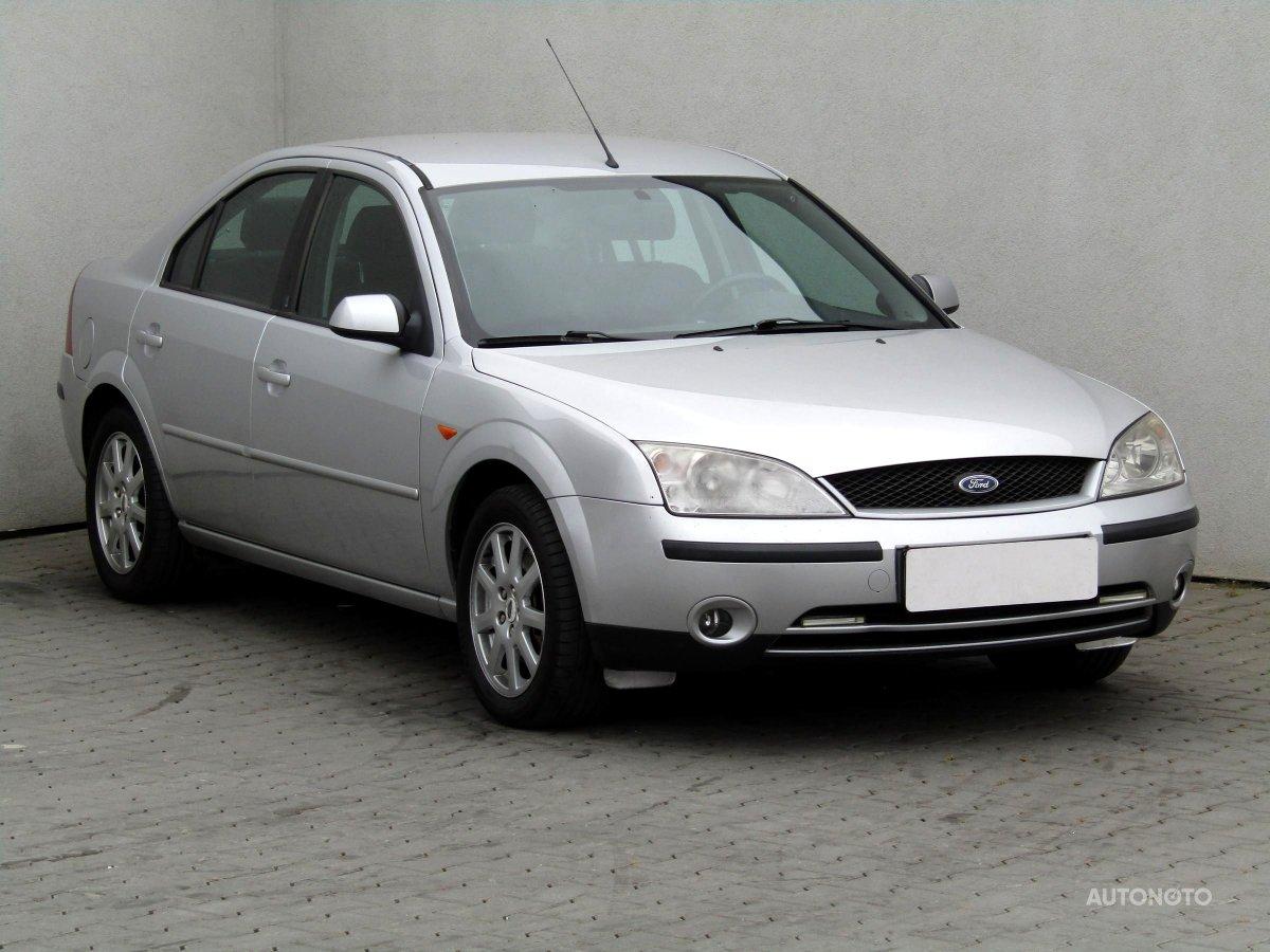 Ford Mondeo, 2001 - celkový pohled