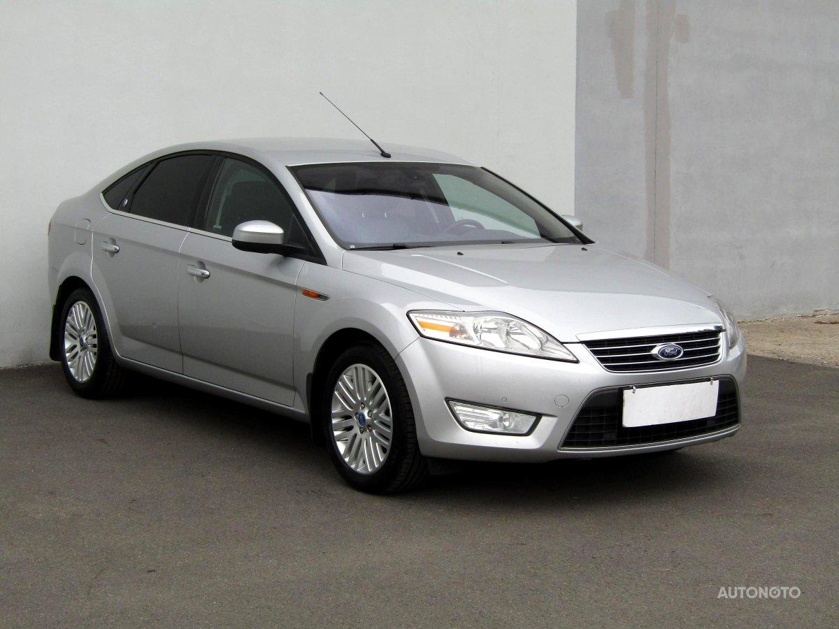 Ford Mondeo, 2007 - celkový pohled