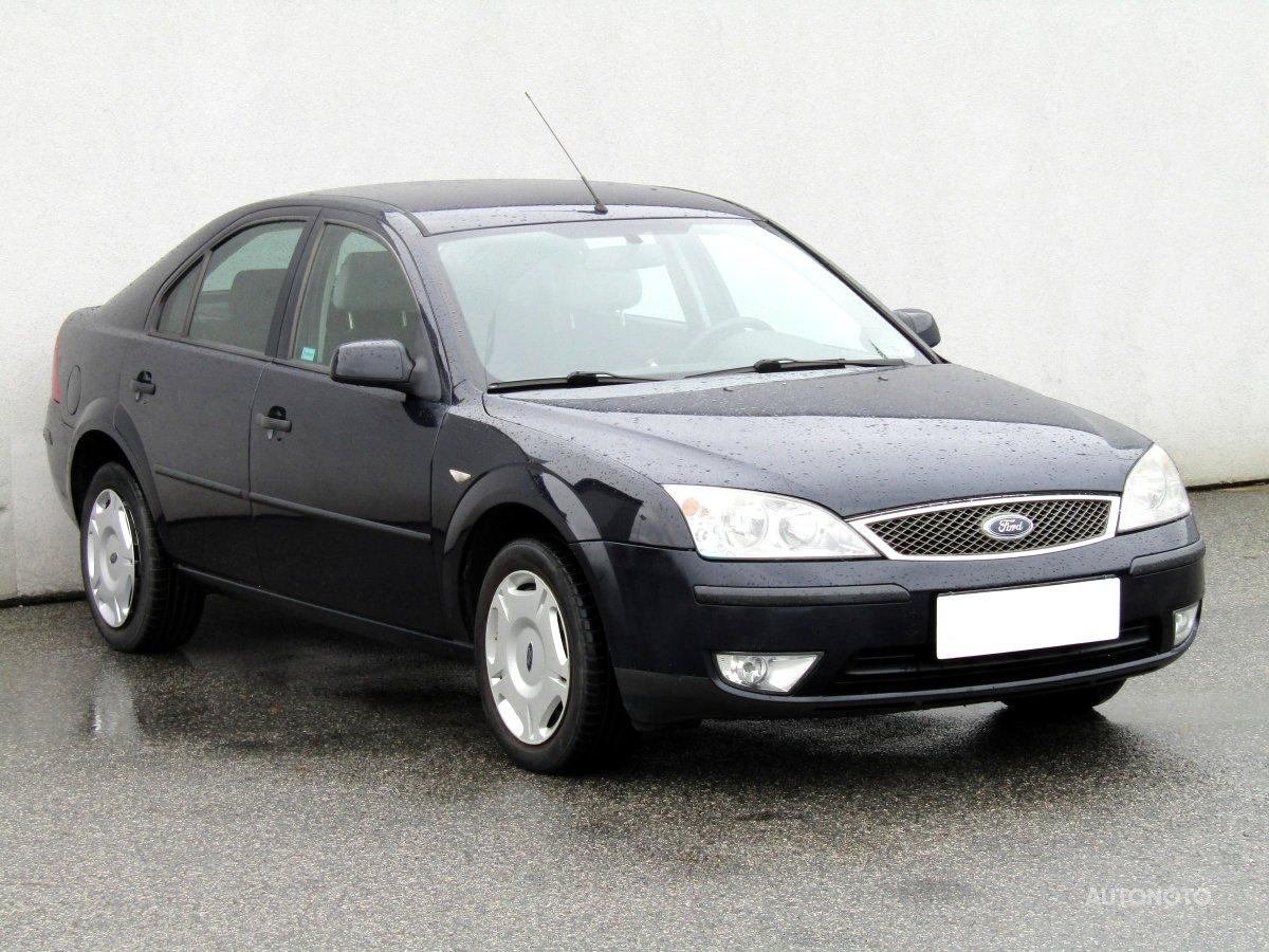 Ford Mondeo, 2004 - celkový pohled