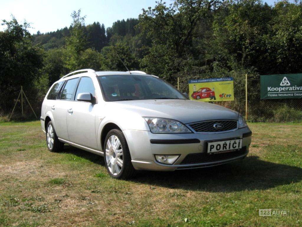 Ford Mondeo, 2006 - celkový pohled