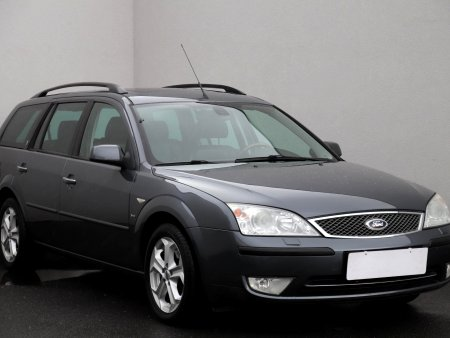 Ford Mondeo, 2004