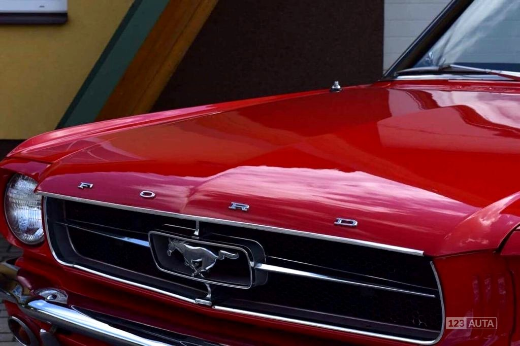 Ford Mustang, 1965 - celkový pohled