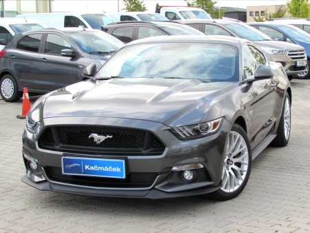 Ford Mustang, 2017