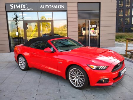 Ford Mustang, 2016