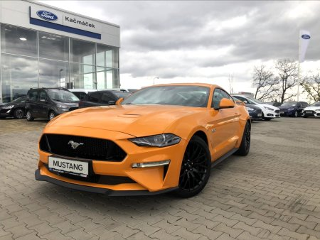 Ford Mustang, 2018