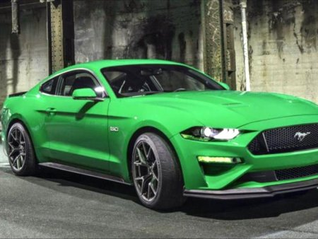 Ford Mustang, 2019