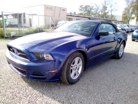 Ford Mustang, 2013