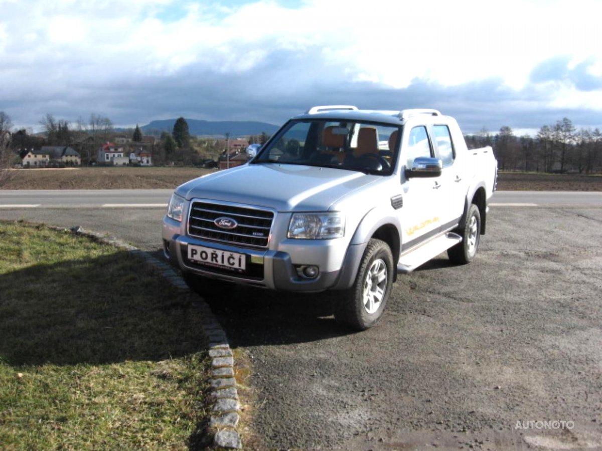 Ford Ranger, 2008 - celkový pohled