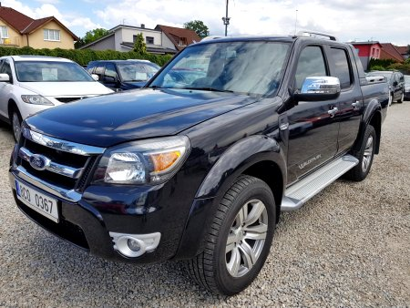 Ford Ranger, 2011