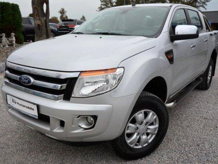 Ford Ranger, 2012