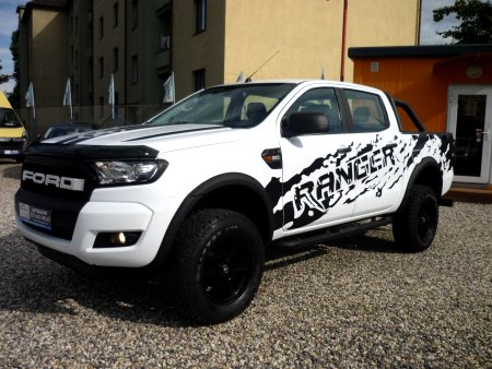 Ford Ranger, 2017