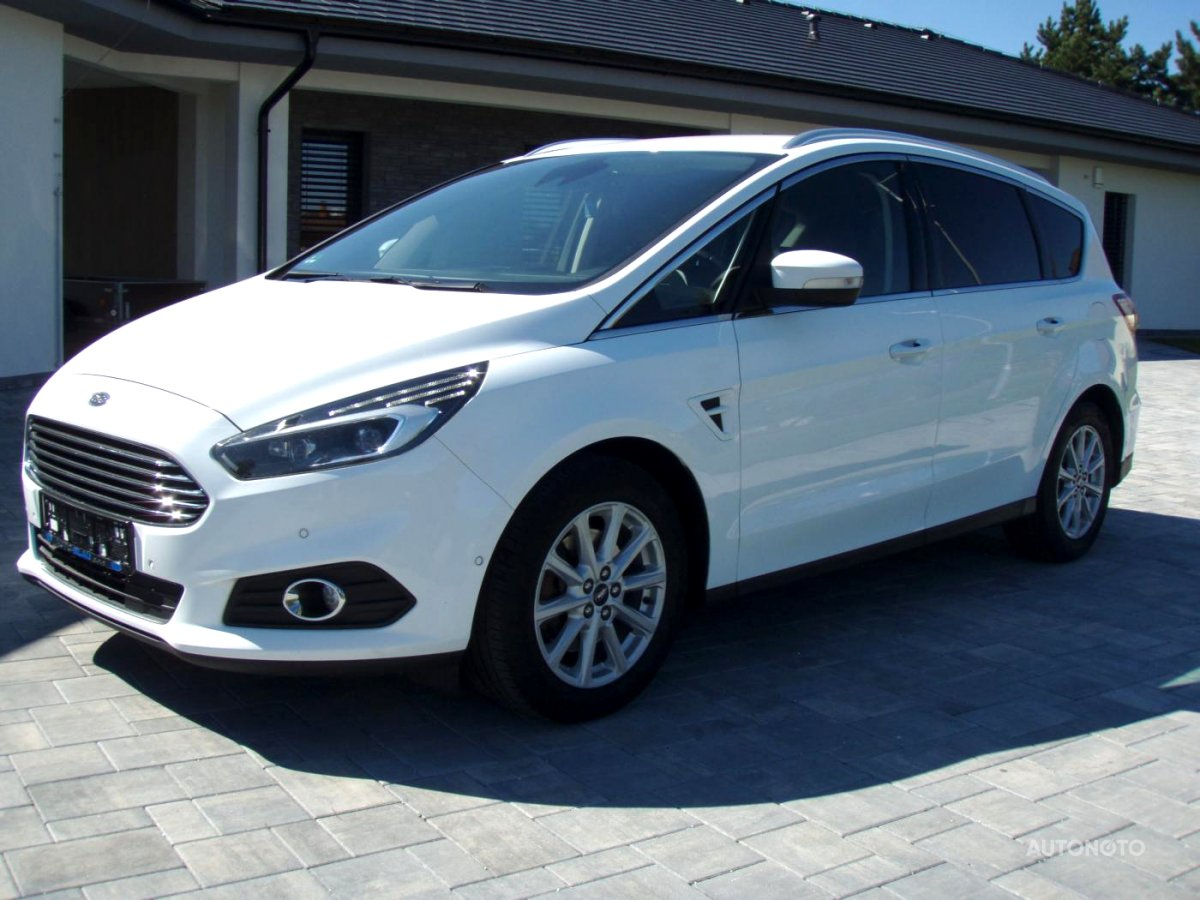 Ford S-MAX, 2017 - celkový pohled