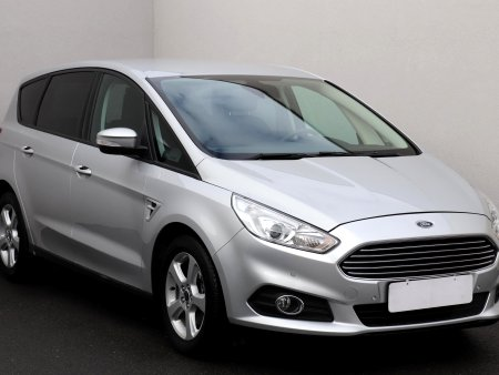 Ford S-MAX, 2016