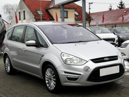 Ford S-MAX, 2010