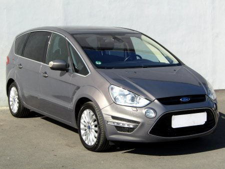 Ford S-MAX, 2012