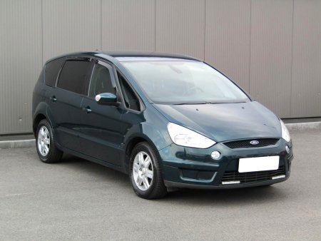 Ford S-MAX, 2007