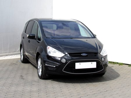 Ford S-MAX, 2011