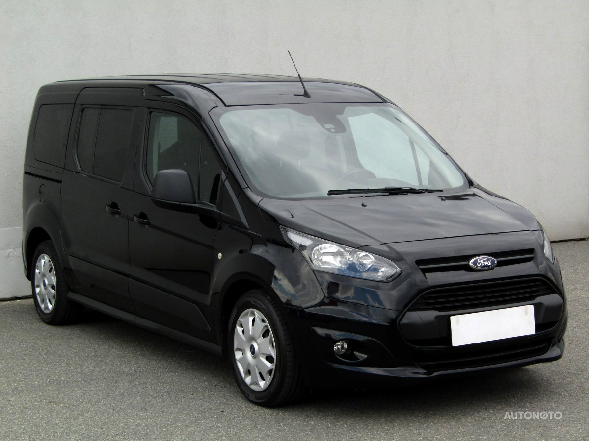 Ford Tourneo Connect, 2015 - celkový pohled