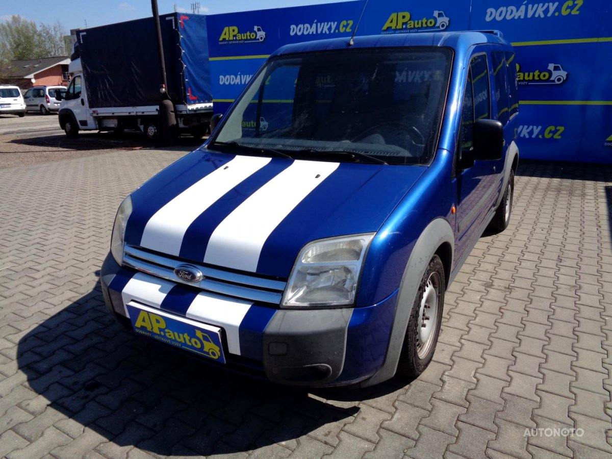 Ford Tourneo Connect, 2009 - celkový pohled