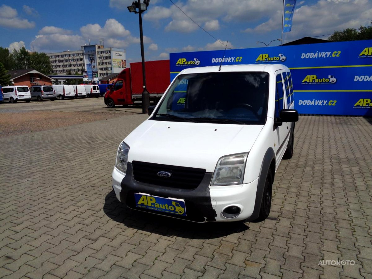 Ford Tourneo Connect, 2011 - celkový pohled