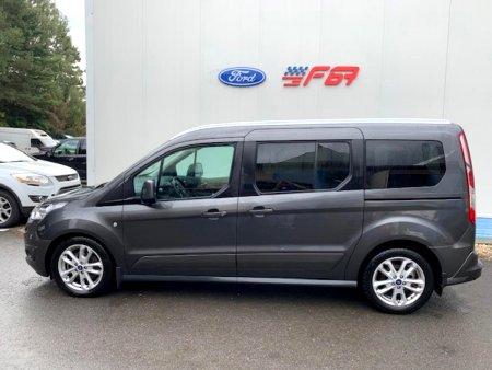 Ford Tourneo Connect, 2017