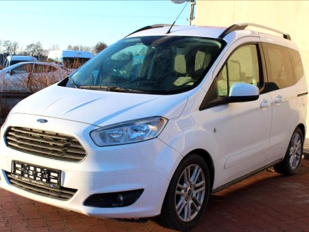 Ford Tourneo Courier, 2014