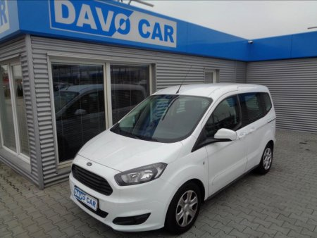 Ford Tourneo Courier, 2018