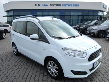 Ford Tourneo Courier, 2016
