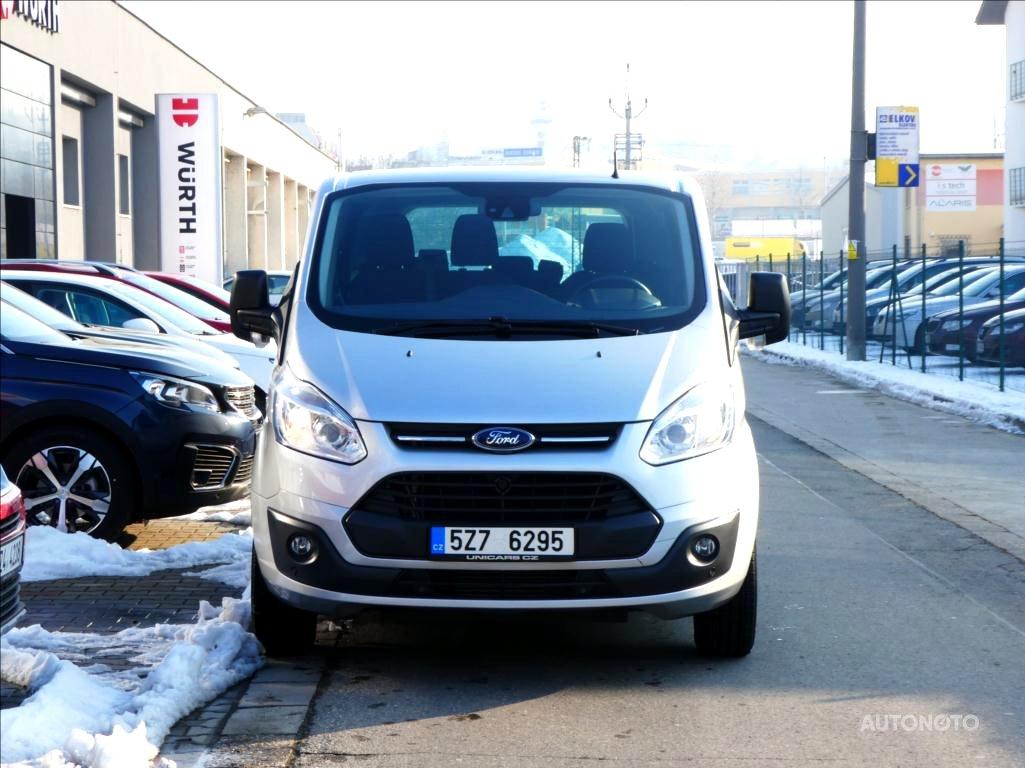 Ford Tourneo Custom, 2015 - pohled č. 2