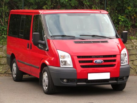Ford Tourneo Custom, 2012