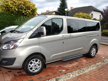 Ford Tourneo Custom, 2014