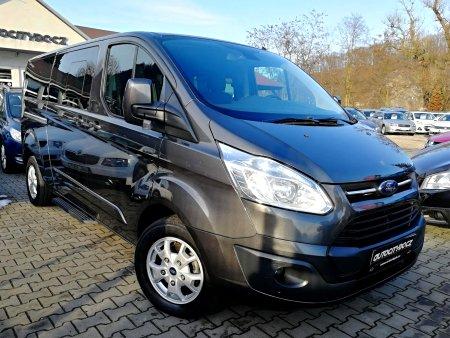 Ford Tourneo Custom, 2015