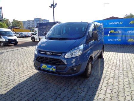 Ford Tourneo Custom, 2013