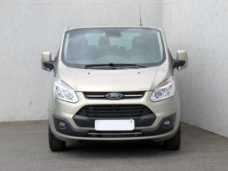 Ford Tourneo Custom, 2016 - pohled č. 2