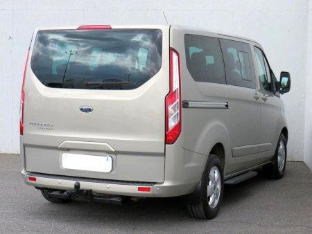 Ford Tourneo Custom, 2016 - pohled č. 5