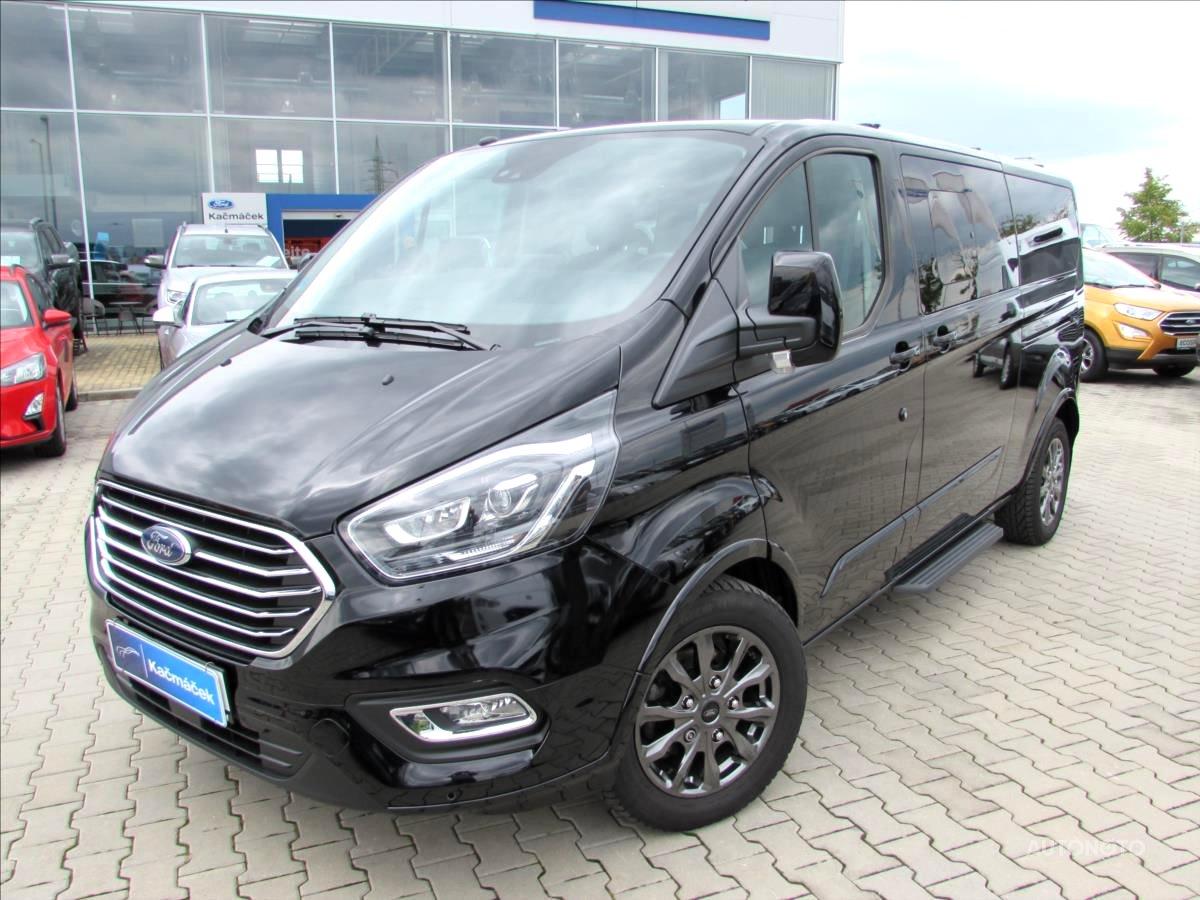 Ford Tourneo, 2018 - celkový pohled