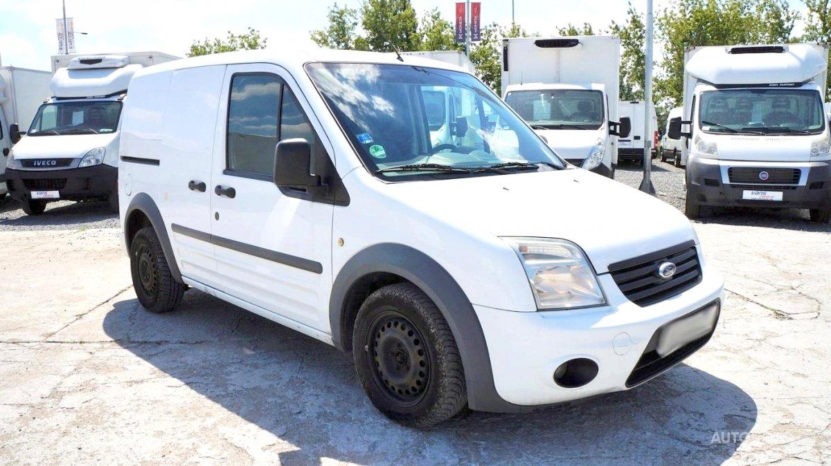 Ford Transit Connect, 2011 - celkový pohled