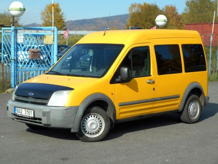 Ford Transit Connect, 2004
