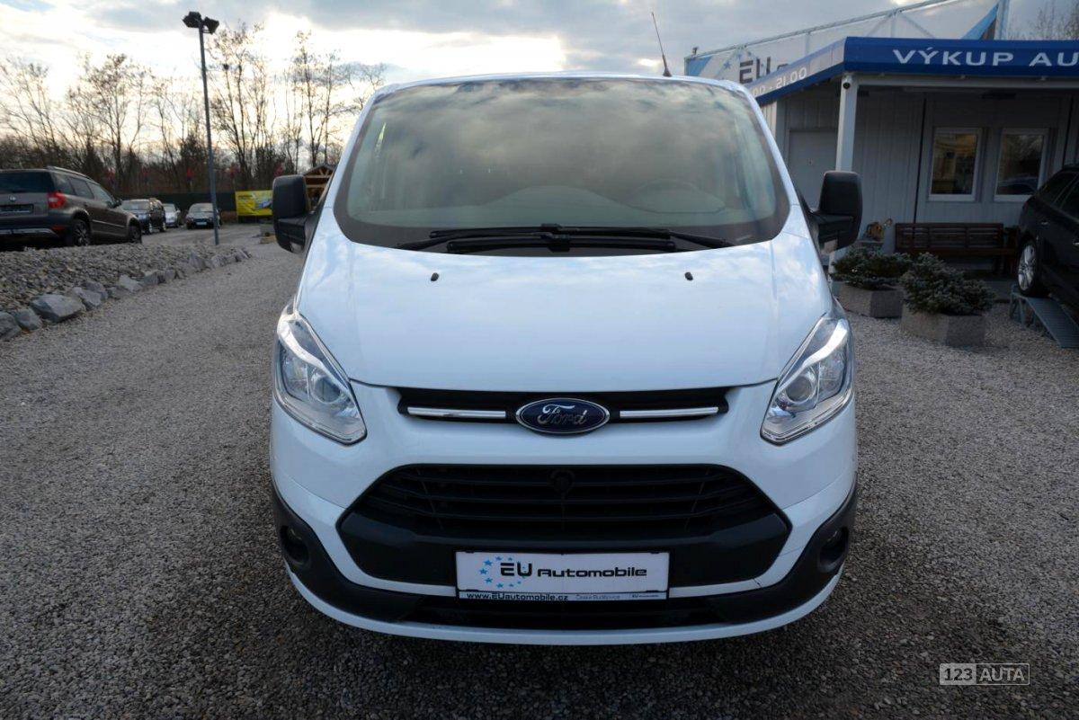 Ford Transit Custom, 2013 - pohled č. 10