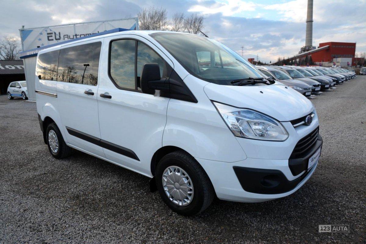 Ford Transit Custom, 2013 - pohled č. 2