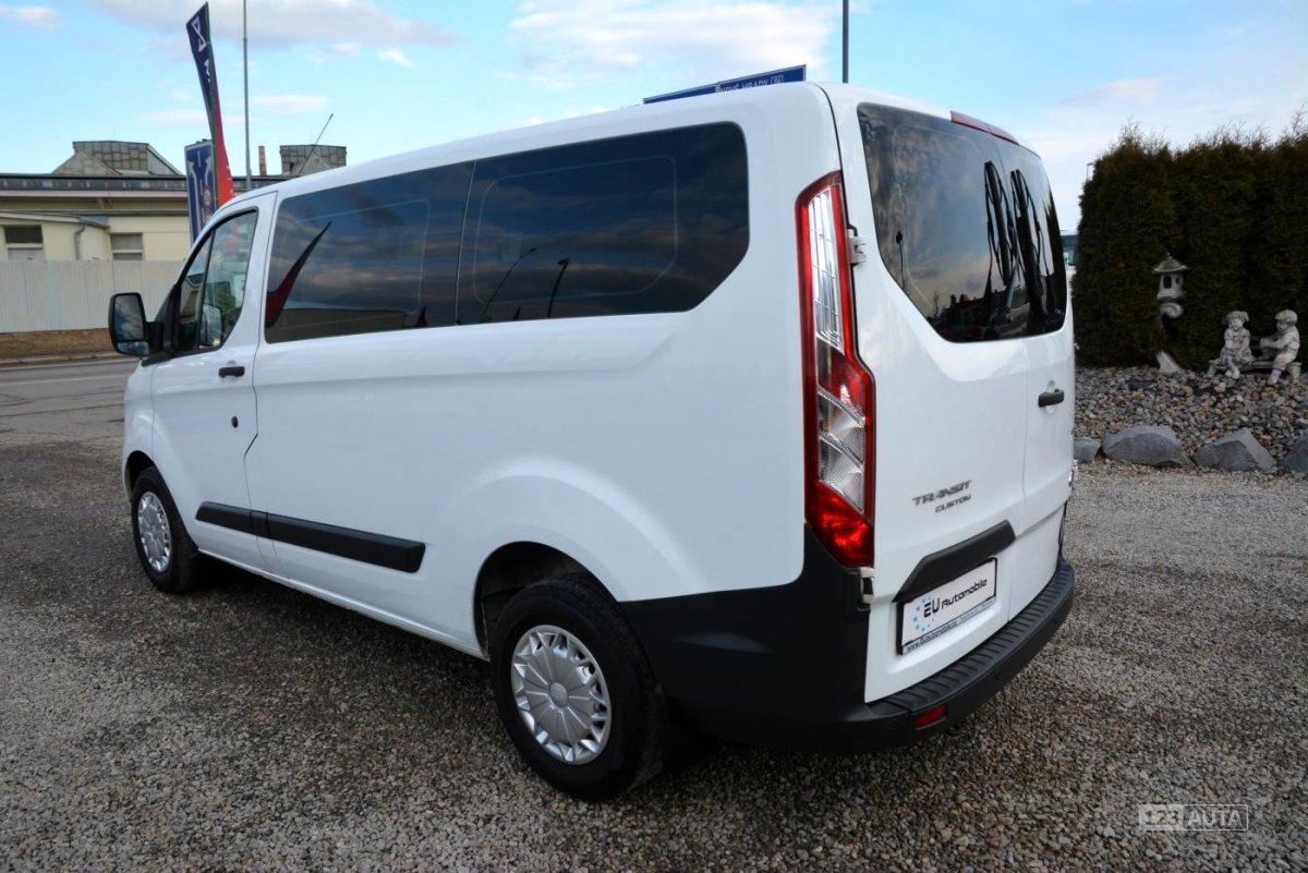 Ford Transit Custom, 2013 - pohled č. 3