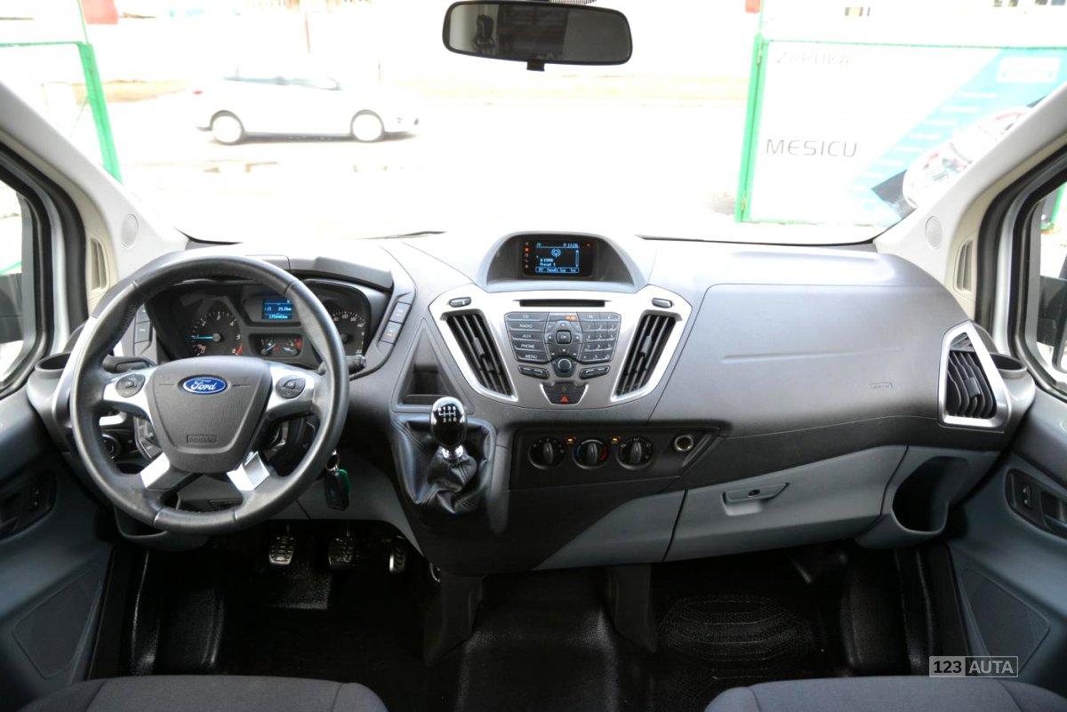 Ford Transit Custom, 2013 - pohled č. 5