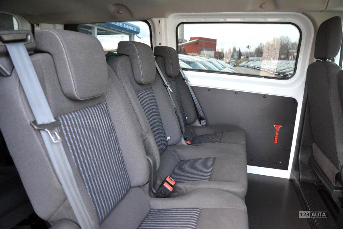 Ford Transit Custom, 2013 - pohled č. 6