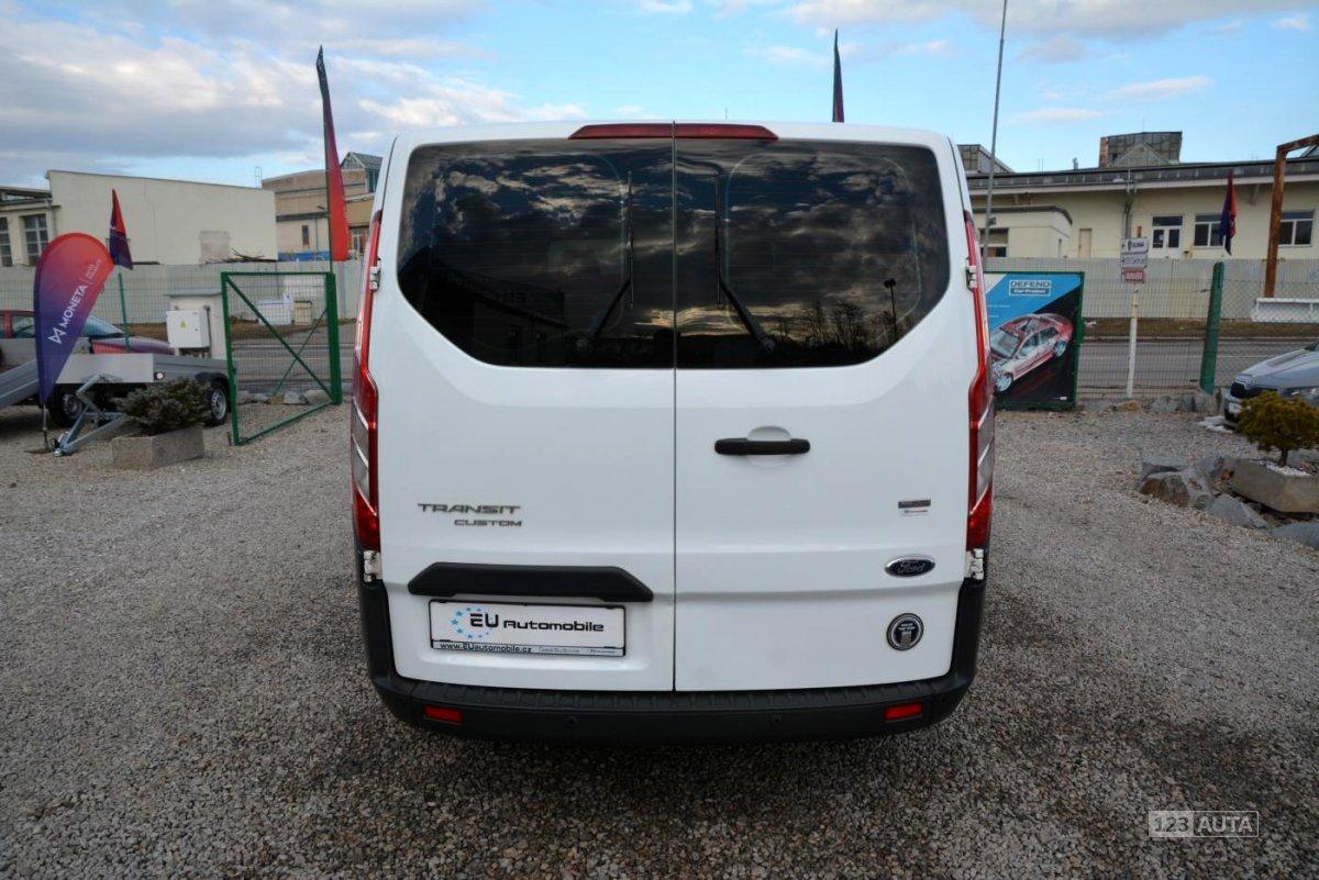 Ford Transit Custom, 2013 - pohled č. 9