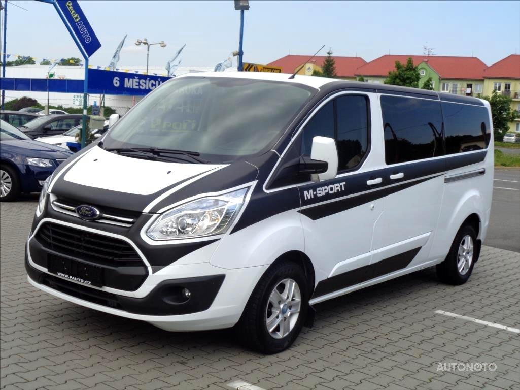 Ford Transit, 2013 - celkový pohled