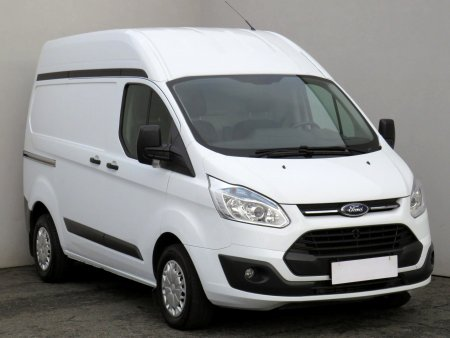 Ford Transit Custom, 2015