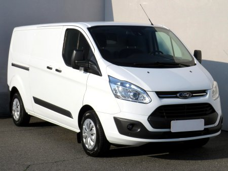 Ford Transit Custom, 2016
